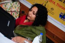 Gonsalves IASA conference Trivandrum 2014