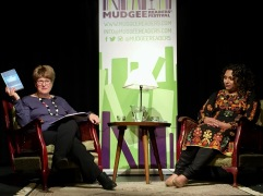 Mudgee Readers Festival with Sharelle Fellowes 12AUG2017