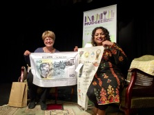 Mudgee Readers Festival with Sharelle Fellowes Photo by 12AUG2017